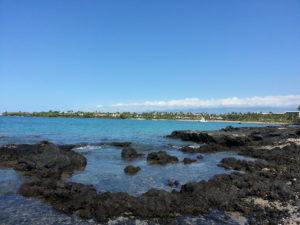 Anaeho'omalu Bay