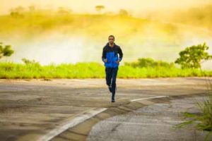 Running is great to fight depression