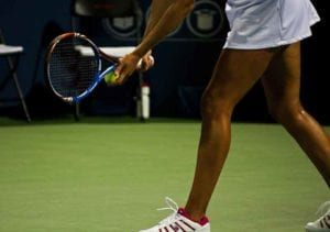 Jennifer Capriati- Troubled Tennis Prodigy