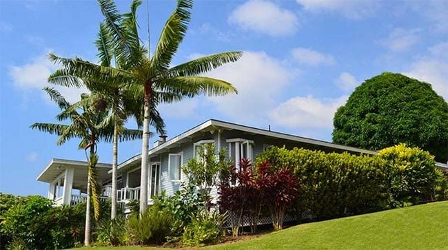 Residence at Hawaii Island Recovery