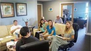 Meeting Room at Hawaii Island Recovery