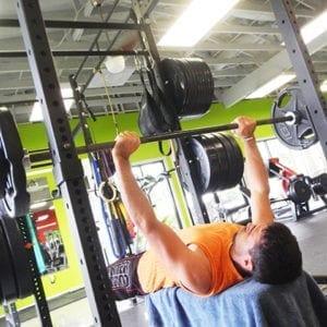 Gym hawaii island recovery