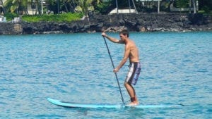 Paddle Boarding Hawaii