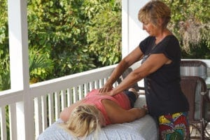 reiki massage therapy