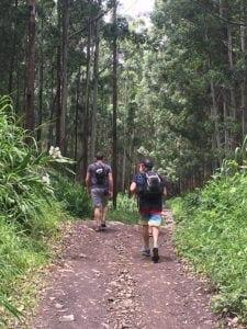 Way to the eden Hawaii