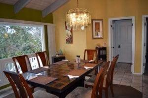 Dinning Room at Hawaii Island Recovery