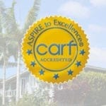 Hawaii Island Recovery is a CARF Accredited Facility