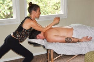 Holistic Therapy - Massage