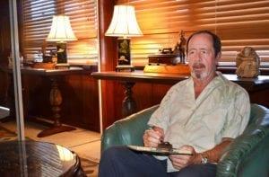 John Hibscher PhD Clinical Director
