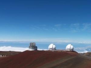 Observatories Mauna Kea
