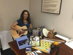 Music Therapy with Devora