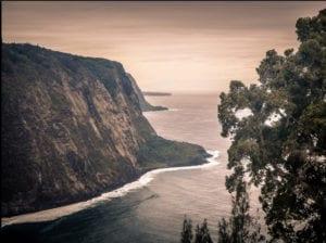North Kohala view Hawaii