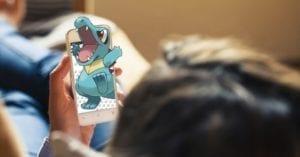Pokémon Go- Virtual Addiction