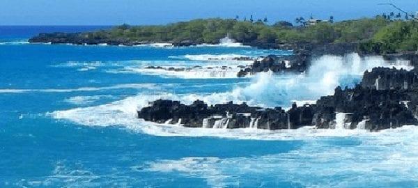 The Big Island, Hawaii – A Beautiful Spot Where Trouble Vanishes