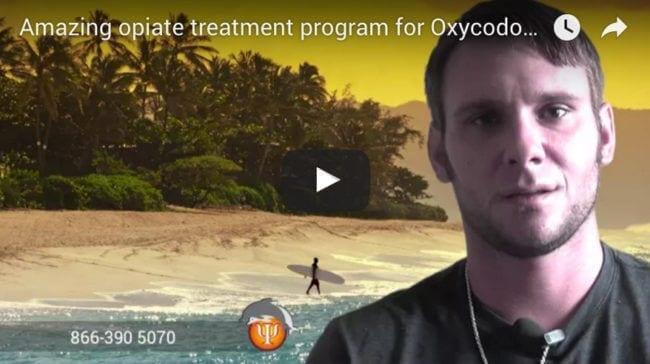 Amazing opiate treatment program for Oxycodone addiction
