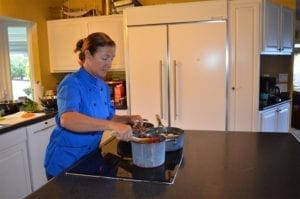 resident chef at Hawaii Island Recovery