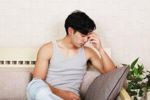 A man considers drug addiction treatment