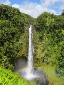 Akaka falls - Hawaii Island Recovery excursion