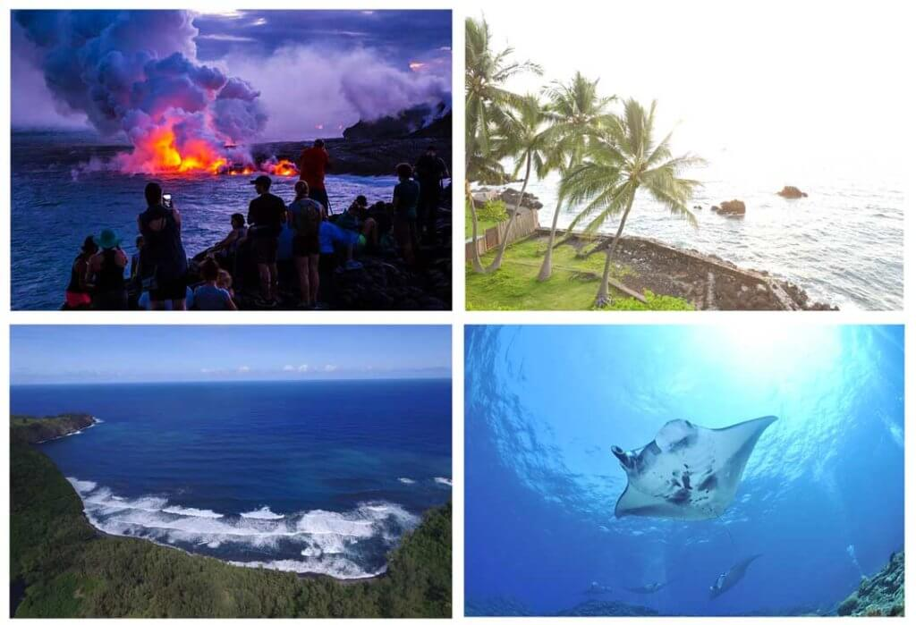 Places to See, Things to Do on the Big Island