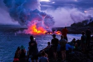 Volcanos national park - Hawaii Island Recovery excursion