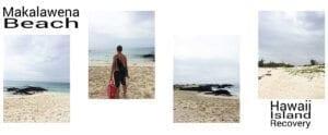 Makalawena beach | Hawaii Island Recovery