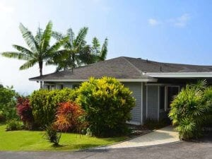 8 Bed Residence | Front View | Hawaii Island Recovery