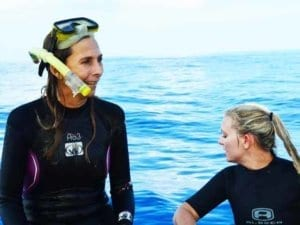 Dolphin Assisted Psychotherapy with Eliza