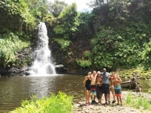 Excursion at Hawaii Island Recovery