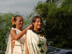 Graduation at Hawaii Island Recovery
