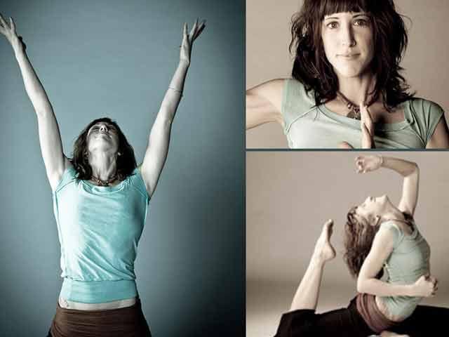 Yoga at Hawaii Island Recovery with Alyssa