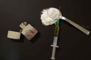 The alarming effects of heroin addiction