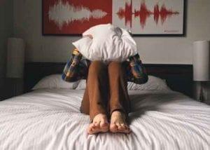 Meth causes a sleeping problem