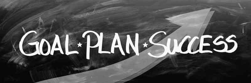 Goal - Plan - Success