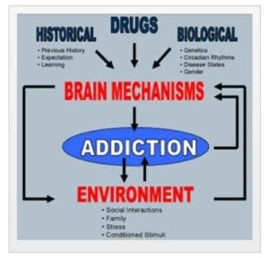 Addiction as a chronic and progressive illness