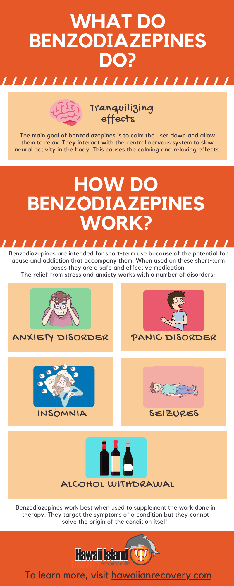 What do Benzodiazepines