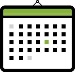 Make a daily schedule